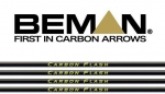 BEMAN CARBON FLASH trubka karbon